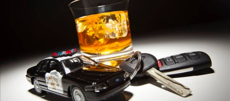 Preventing incidents of drunk driving