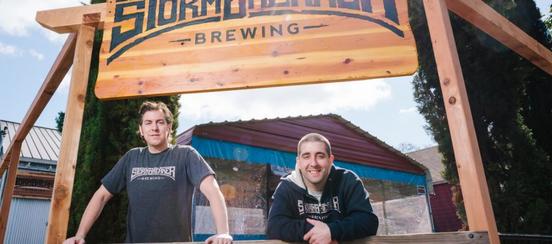 Beer Tasting in Portland – Stormbreaker Brewing