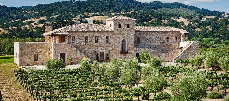 Wine tasting in Santa Ynez  – Sunstone Vineyards & Winery